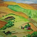 Farmville by Sarah Hamilton