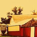 Farmyard by Curtis Tilleraas