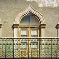 Faro Balcony by Nigel R Bell
