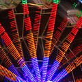 Farris Wheel In Motion by James BO  Insogna