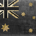 Fashion Flag Australia by Mindy Sommers
