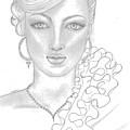 Fashion Girl by Lorena Farias