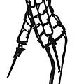 Fashion Sketch by Alejandro Prassel