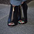 Fashionable Feet by Anita Goel