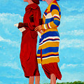 Fashionable Ladies by Anthony Dunphy
