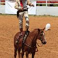 Fast Draw Cowboy by Kim Henderson