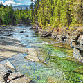 Fast Flowing Water by John M Bailey