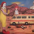 Fast Food Nightmare 5 Needs New Photo by Leah Saulnier The Painting Maniac
