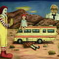 Fast Food Nightmare 5 The Mirage by Leah Saulnier The Painting Maniac
