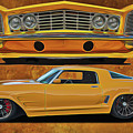 Fast Yellow by Harry Warrick