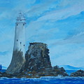 Fastnet Rock Lighthouse. by Conor Murphy