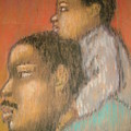 Father And Son by Jan Gilmore