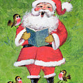Father Christmas And Robin Chorus by Stanley Cooke