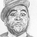 Fats Waller by Maya Lewis