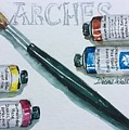 Favorite Supplies by Diane Wallace