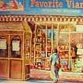 Favorite Viande Market by Carole Spandau