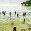 Fayette State Park Shoreline by Alexey Stiop