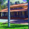 Farm Main House 1 by Caito Junqueira