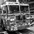 fdny engine New York City USA by Joe Fox