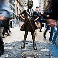 Fearless Girl by Stephen Holst