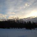 February Dawn Clouds by Kent Lorentzen