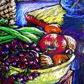 February Still Life In Angelinas Kitchen 1 by Angelina Marino