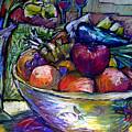 February Still Life In Angelinas Kitchen 3 by Angelina Marino