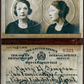 Federal Prohibition Agent Daisy Simpson 1921 by Daniel Hagerman