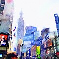 Feeling New York by Denise Haddock