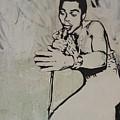 Fela Kuti by Dustin Spagnola