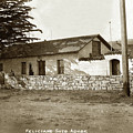 Feliciano Soto Adobe, Monterey Nov 24, 1930 by California Views Archives Mr Pat Hathaway Archives