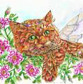 Feline Fairy by Sherry Shipley