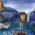 Feline Origins by Diane Sleger
