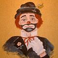 Felix The Clown by Arlene  Wright-Correll