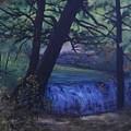 Felkers Falls, Stoney Creek, On by Susan Bartolacci