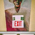 Fellini's Exit - Nola by Kathleen K Parker