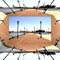 Fells Point Promenade by Walter Neal