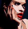 Female Expressions Liv by Rafael Salazar