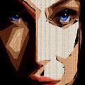 Female Expressions Lvi by Rafael Salazar