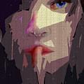Female Expressions Xlvii by Rafael Salazar