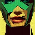 Female Expressions Xv by Rafael Salazar