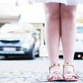 Female Legs Wearing Sandals by Newnow Photography By Vera Cepic