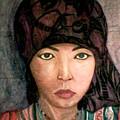 Female Villager by Brenda L Spencer