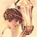 Feminine Rider by Georgiana Romanovna