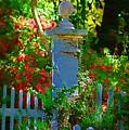Fencepost by Donna Bentley
