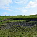 Fencing Along A Field Above The Cliff's Of Moher by DejaVu Designs