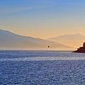 Fenit Lighthouse Ireland by Stefan Schnebelt