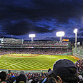 Fenway Night by Rick Berk