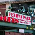 Fenway Park Tickets by Susan Candelario