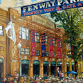 Fenway Summer by Gregg Hinlicky